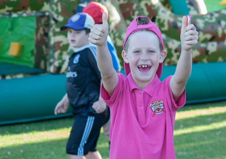 Pink Stumps a Winner for the McGrath Foundation
